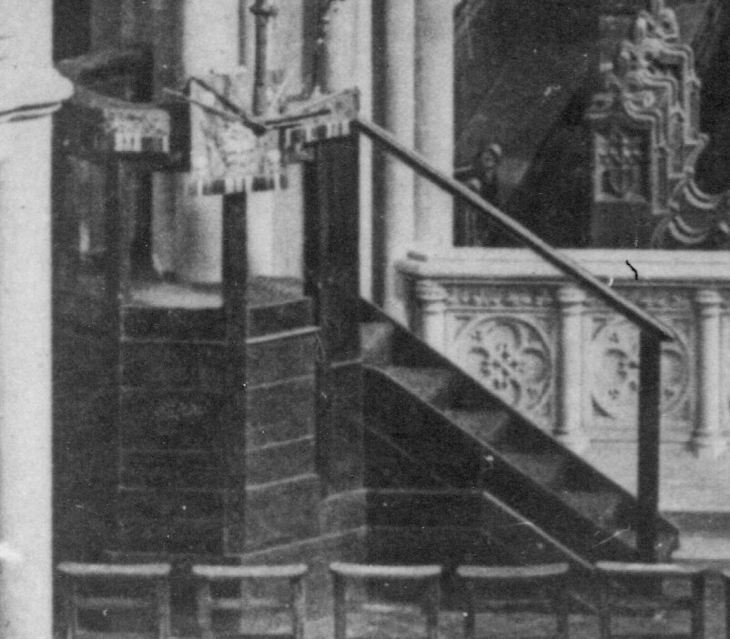 The first pulpit.jpg
